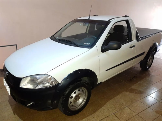 Fiat Strada Working 2013 Cs