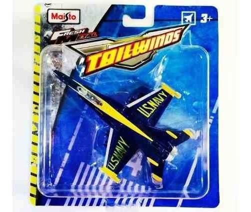 Miniatura Avião Mcdonnell Douglas F/a-18 Tailwinds Maisto