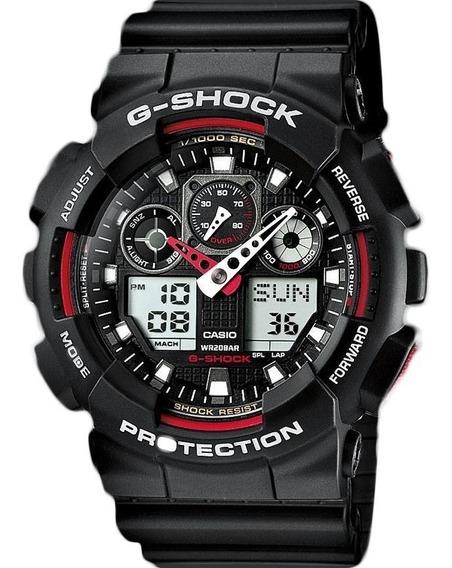 Reloj Casio G Shock Ga-100-1a4 Nuevo Original Desde