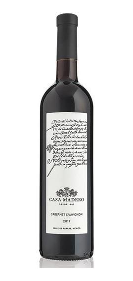 Vino Tinto Casa Madero Cabernet Sauvignon 750 Ml