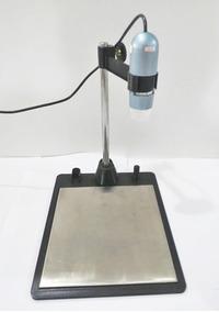 Suporte Microscópio Usb Articulável Com Regulagem De Altura