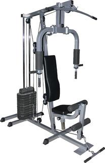 Multigimnasio Reforzado Profesional 70kgs Multigym Bm001