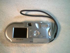 Máquina Fotográfica Sony 4.1 Mega Pixels Cyber-shot