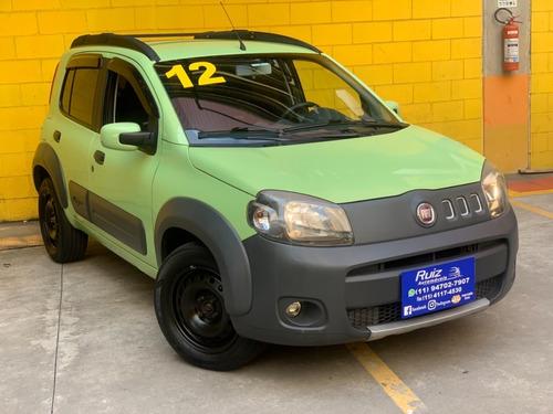 Fiat Uno Way Flex Completa 4 Portas Metro Vila Prudente