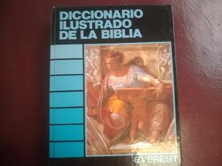 Diccionario Ilustrado De La Biblia Editorial Everest