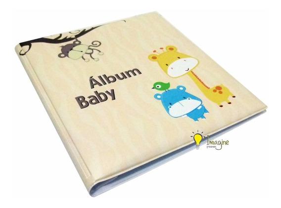 Álbum Bebê P/ 150 Fotos 15x21 - Zôo