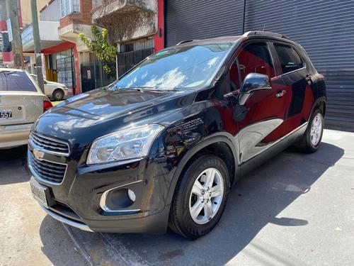 Chevrolet Tracker 1.8 Ecotec Ltz Fwd Mt 140cv 2015