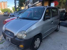 Hyundai Atos 1.1 Gls Año 2000 5 Puertas Pro Seven!!!