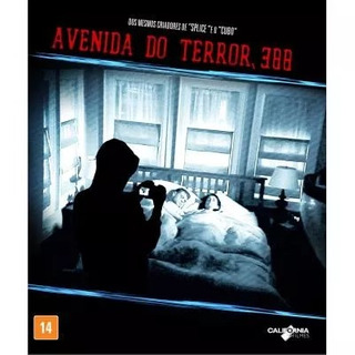 Blu Ray Avenida Do Terror 388 - Original Novo