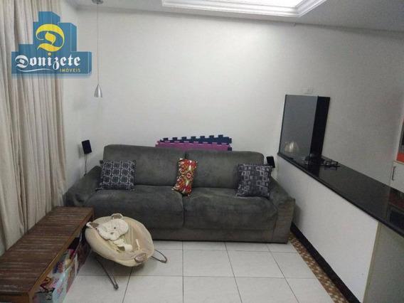 Sobrado Residencial À Venda, Cerâmica, São Caetano Do Sul. - So2085