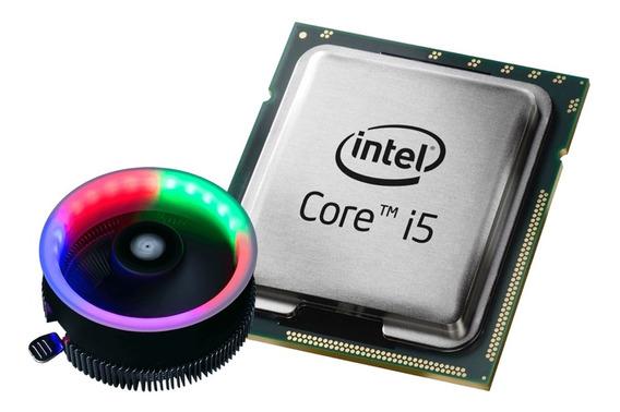 Processador Intel I5-3470 4 Núcleos E 3.6ghz/cooler Rgb