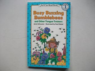 Busy Buzzing Bumblebees - Schwartz - Harper