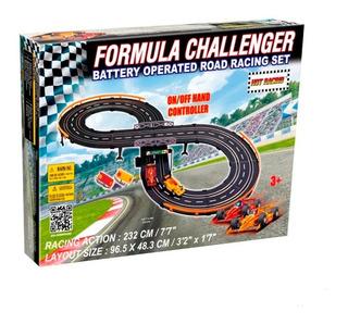 Pista Formula Challenger 6019