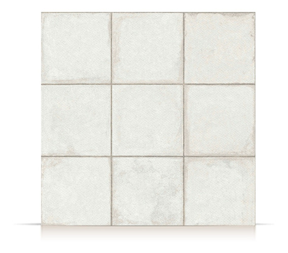 Ceramica San Lorenzo Flower Base 45.3x45.3 Cm 1ra