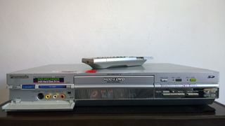 Panasonic Grabador De Dvd Mod. Dmr- E100h/ Disco Duro 120 Gb