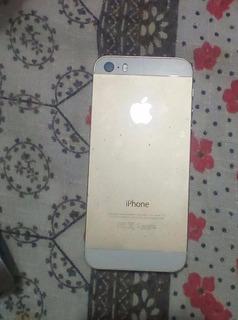 iPhone 5s 16gb Com Placa Mãe Queimada