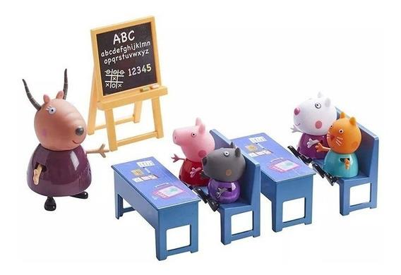 Peppa Pig - Sala De Aula 4208 Dtc