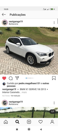 Bmw X1 2.0 Sdrive18i 5p 2013