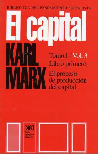 El Capital - Vol. 3, Marx, Ed. Sxxi