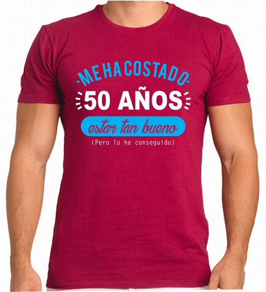 nuevo estilo de vida compra original que buen look Camisetas Personalizadas Para Cumpleaños - Ropa y Accesorios ...