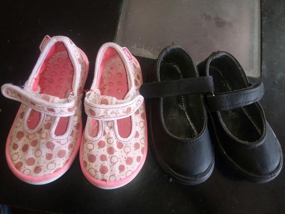 Lote De Zapatos Mimo