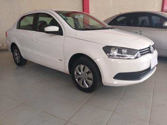 Vw Volkswagen Voyage Trend 2014 Completo 1.0