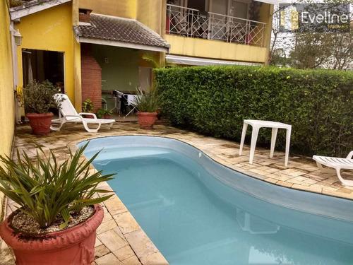 Casa De Condomínio Com 3 Dorms, Vila Oliveira, Mogi Das Cruzes - R$ 1 Mi, Cod: 1188 - V1188