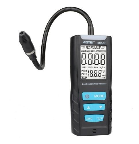 Mestek Analizador De Gas Medidor De Sensor De Gas Combustibl