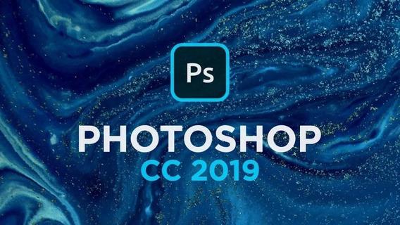 Photoshop Cc 2019 - Português + Licença Permanente + Bonus