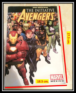 Avengers The Initiative Marvel Monster Edition + Regalo