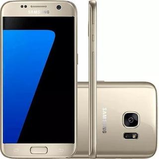 Samsung Galaxy S7 G930 Tela 5.1 32gb 4g Vitrine + 2 Brindes