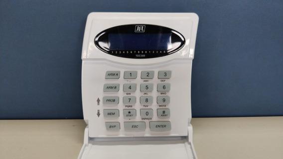 Teclado Lcd Tec-300 Centrais Monitoráveis Jfl - Sku: 157