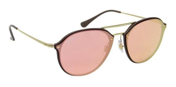 Óculos De Sol Feminino Ray-ban Rb 4292 Blaze - Promoção