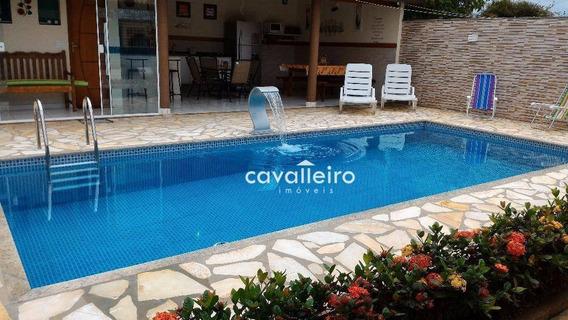 Casa Com 4 Dormitórios À Venda, 260 M² - Centro - Maricá/rj - Ca2260