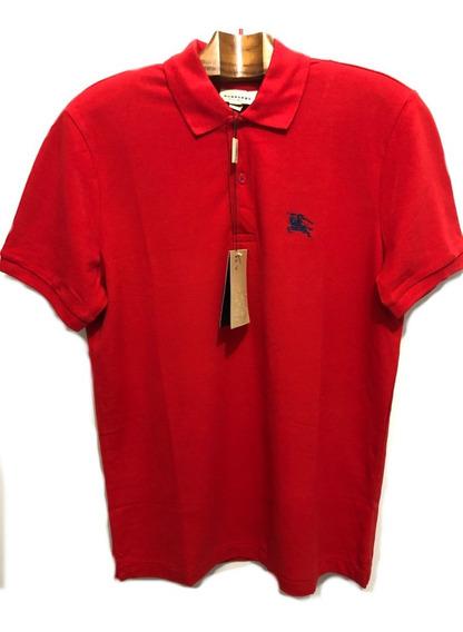 Camisa Polo Burberry Marca Grife Promoção