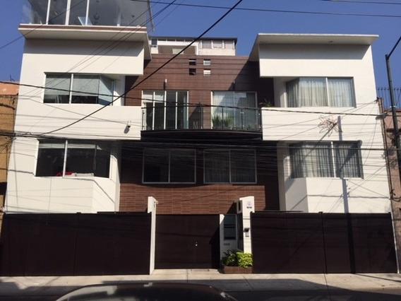 Casa En Condominio Excelente Ubicación En La Col. Del Valle