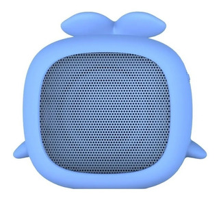 Parlante Portatil Noblex Psb02 Bluetooth Adorables 3w Rms