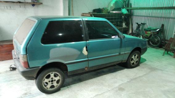 Fiat Uno 1.3 Sdl 1989