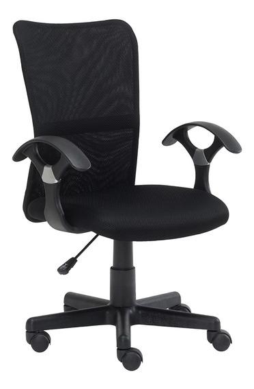 Cadeira Giratória Para Escritório Trevalla Tl-cde-33-1 Preta