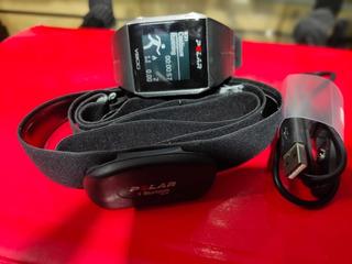 Relógio Gps Polar V800 Com Cinta Cardíaca
