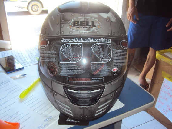 Capacete Bell Arrow Strafer Xl