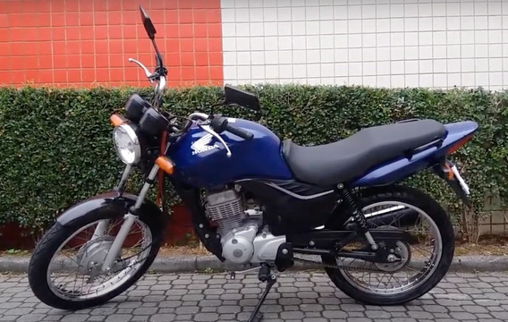 Honda Cg 125 Fan Naked