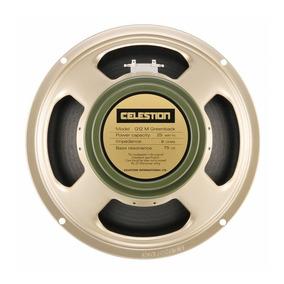 Original Da Celestion G12m Greenback - Impulse Response (ir)
