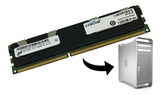 Memória 8gb Pc3-10600r Apple Mac Pro Mid-2010 5,1 A1289 2314