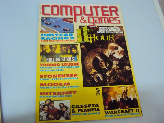 Revista Computer & Games Ano 2- Numero 20 Sisal Editora= R