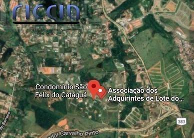 Terreno - Chacara Sao Felix - Ref: 52 - V-te0012