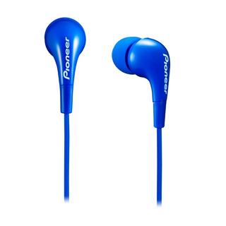 Auriculares Pioneer Azul In Ear Se-cl502 Ideal iPhone/celu