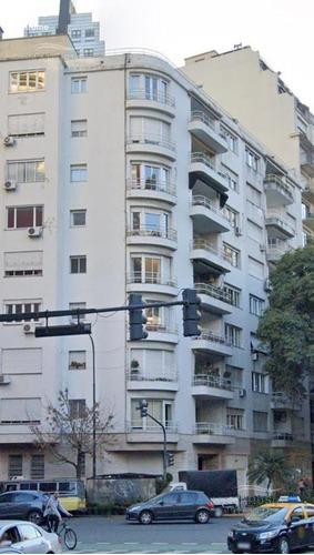 Alquiler Departamento 2 Dormitorios En Palermo Chico, Amoblado Y Equipado