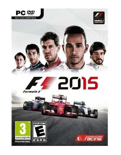 Formula 1 2015 Pc Steam Key - Código 15 Dígitos Envio Rápido