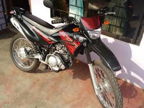 Yamaha Xtz 125 Modelo 2015 Negra